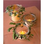 Weck Jars Candle Holders