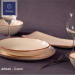 Ariane, Artisan Coast Dinnerware